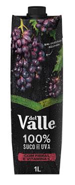 Suco de uva industrializado