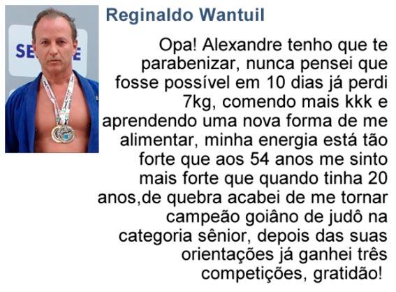 Depoimento Reginaldo