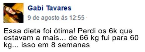 Depoimento Gabi Tavares